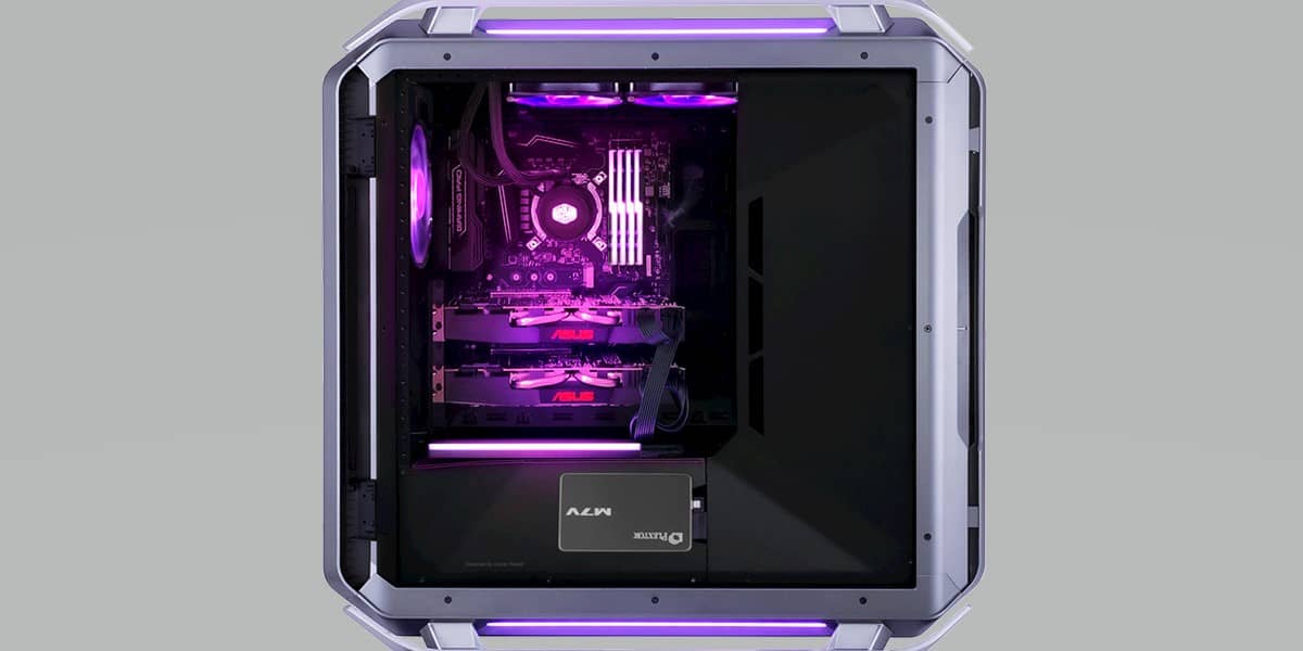 Cooler Master Cosmos C700P – Best Looking PC Gaming Case