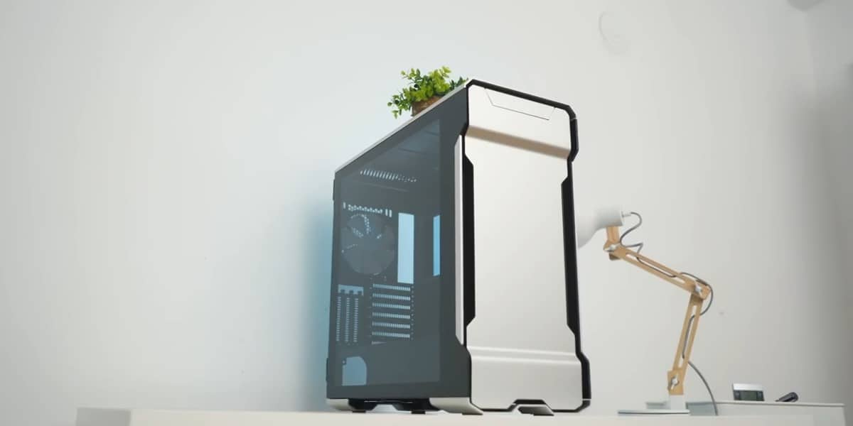 Phanteks Evolve X - Best Gaming Case For Dual Build