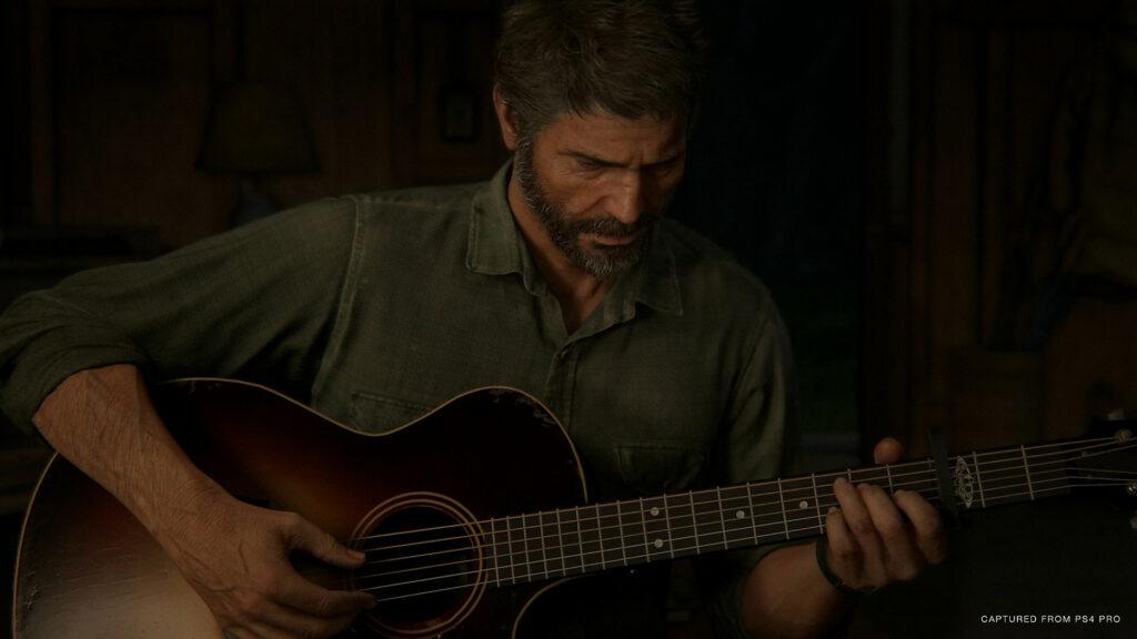 The Last of Us Joel