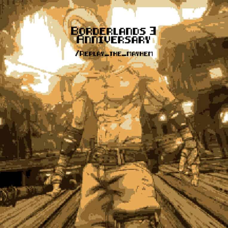 Borderland 3 Anniversary