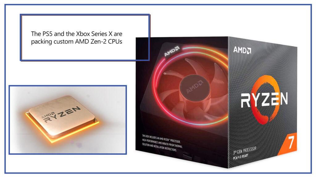 Next-gen consoles CPUs